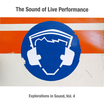 Explorations in Sound CD cover