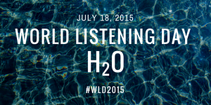 WORLD LISTENING DAY 2015