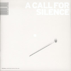 A Call For Silence CD cover