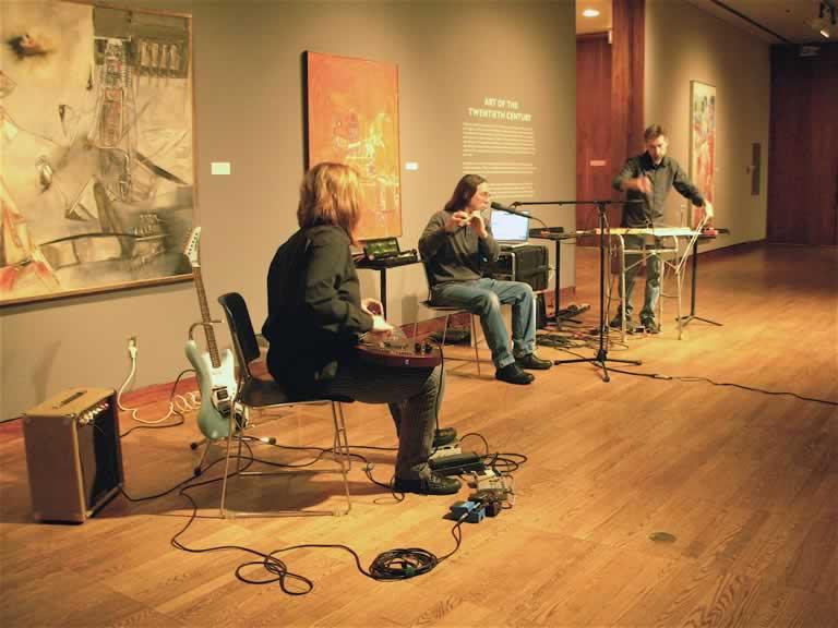 Auris in Sudden Sound Concert series, Jan. 31, 2008