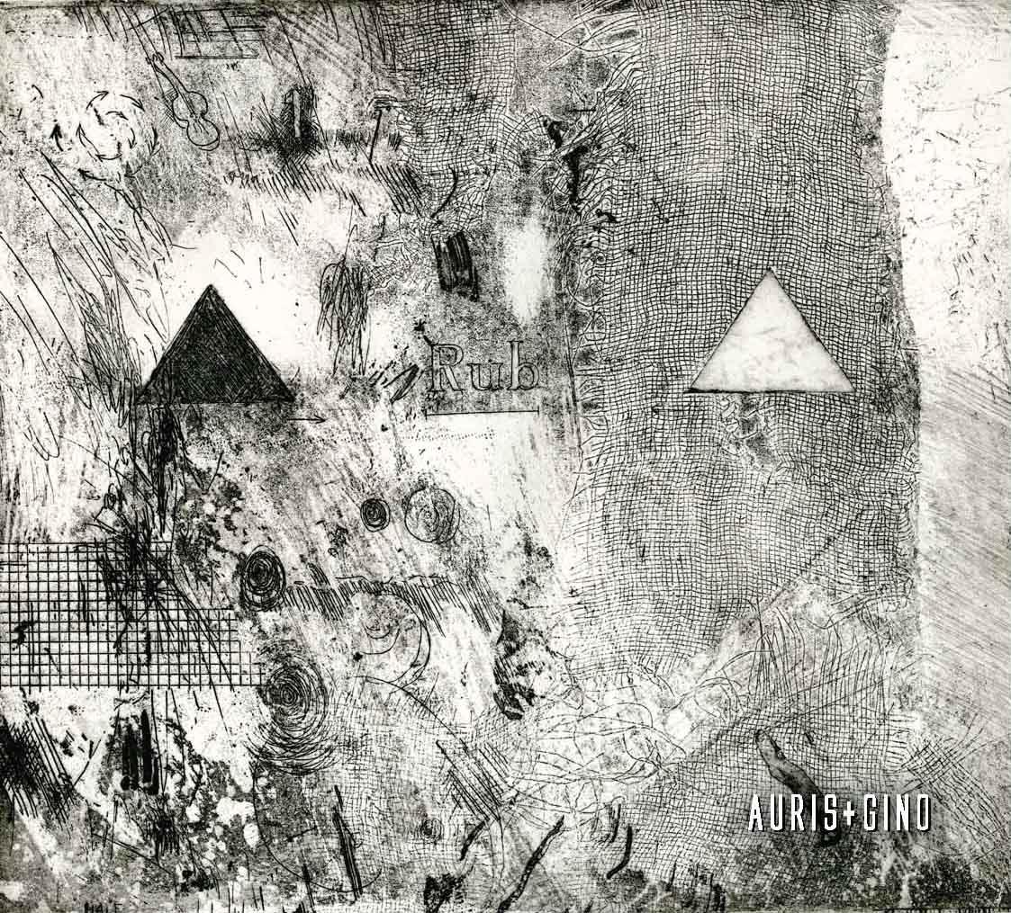 """CD cover """"Rub"""""""
